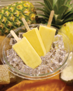 ISLAND COLADA Pineapple and  Coconut